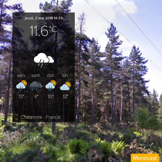 464128458887 Weather moments :: Morecast
